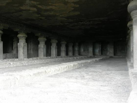 Cave 5 of Ellora Caves