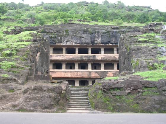 Cave 11 of Ellora Caves